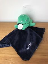 Carters Baby Octopus Comforter Lovey Security Blankie BNWT