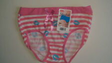 Unbranded Cotton Everyday Striped Knickers for Women