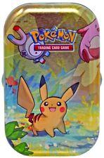 Pokemon Kanto Friends Mini Tin [2 Packs, 1 Coin & 1 Promo Card]