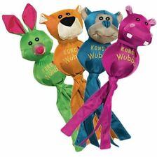 KONG Wubba Ballistic Friends Dog Toy Squeaky Chew Throw & Fetch Toy Small 22cm