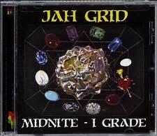MIDNITE - JAH GRID CD Virgin Islands Roots Reggae