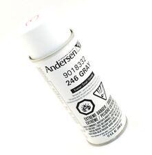 Andersen Windows GRAY Spray Paint Aerosol Can 12 oz Enamel - 9018332 246