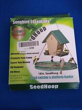 Songbird Essentials SEIA30034 Seedhoop Seed Catcher & Platform Feeder
