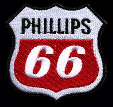 Phillips 66 Patch Motor Oil Gas Station Gasoline Hot Rod