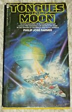 Philip Jose Farmer, TONGUES OF THE MOON, Vintage 1978 Science Fiction Paperback