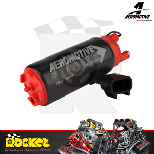 Aeromotive 340 Stealth In-Tank Fuel Pump Offset In Inline Out - ARO11542