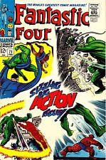 Fantastic Four #71 (Feb 1968, Marvel)