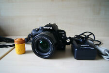 Olympus E-400 with 14-42mm lens