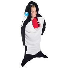 Wild Things Titan Orca Blanket, Hooded Animal Blanket Blanket by Fin Fun