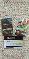 Force of Will TCG Peter Pan and Captain Hook Promo Demo Decks with Rulebook FOW