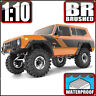 Redcat Racing Gen8 Scout II 1/10 Scale 4WD Brushed RC Crawler Orange NEW