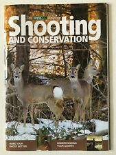 Shooting & Conservation Magazine Jan/Feb 2019