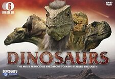 Discovery Channel - Dinosaurs 6 DVD Gift Set