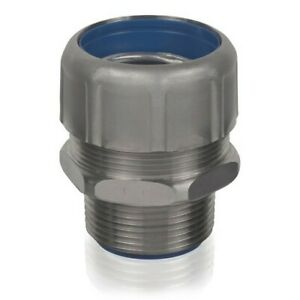 Thomas and Betts Shureseal T&B 5337 Insulated liquidtight connector 2 Inch