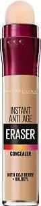Maybelline Instant Anti Age Eraser Eye Concealer 02 Nude