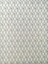 # Sa-dollshouse wp1042 carta da parati strisce di colore giallo 29x42 cm 1:12 per casa delle Bambole Nuovo