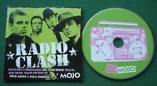 Mojo Radio Clash inc Joe Strummer Sam & Dave The Last Poets Spencer Davis + CD