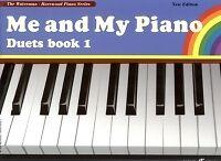 ME & MY PIANO DUETS Book 1 Waterman/Harewood