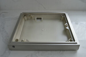 Dual 505-1 505-2 Turntable Plinth Silver