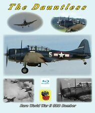 The Dauntless Rare World War II SBD Bomber DVD aircraft planes Greg Scholl