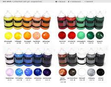 Magi® Studio-Acrylfarben, 20 Farbtöne à 250ml Künstlerfarbe Starterset Malfarbe