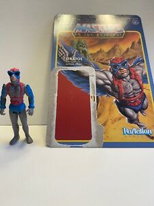 Masters of the Universe MOTU Super 7 Reaction Stratos Convention Exclusive