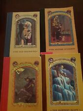 A Series of Unfortunate Events Books (Lot of 5)