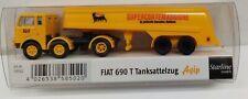 BREKINA 1/87 - FIAT 690 T SUPERCORTEMAGGIORE AGIP   HO FS