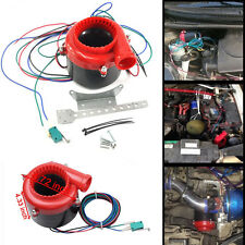 Universal Car Fake Dump Electronic Turbo Blow Off Valve Hooter Analog Sound BOV