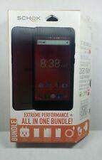 Unlocked Schok Freedom Turbo - 16GB 650 MHz Quad Core Smartphone NEW IN BOX