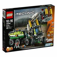 LEGO® TECHNIC 42080 Harvester-Forstmaschine - NEU / OVP