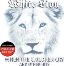 White Lion: When The Children Cry NEW CD