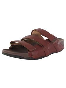 Fitflop Mens Ethan Slide Slip On Sandal Shoes