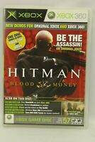 OXM Demo Disc 57, Official Xbox Magazine Demo Disc May 2006 Disc Hitman Blood Mo