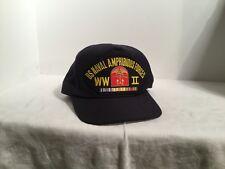 U.S. Naval Amphibious Forces World War 2 Cap