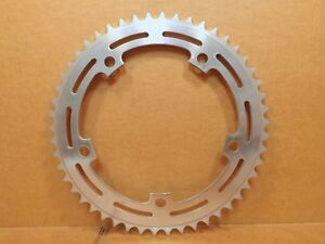 """New-Old-Stock Ofmega (3/32"""") Chainring (50T / 144 mm BCD)"""