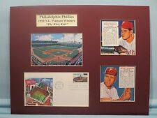 The Whiz Kids - Philadelphia Phillies -1950 Pennant Winners & First Day Cover