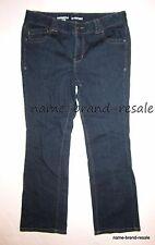 LANE BRYANT Dark DISTINCTLY BOOT Jeans Womens PLUS 18 Average 2X Yellow Straight