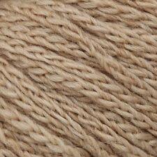 100g Hanks - Cascade Eco Cloud - Undyed Merino/Alpaca - Fawn #1803 - $21.95