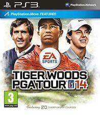 PS3 Spiel Tiger Woods PGA Tour 14 Golf 2014 (Move kompatibel) Neu