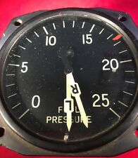 Vintage Aircraft Fuel Indicator AN 5772-1