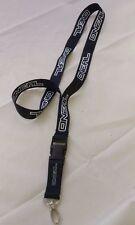 O'Neal Black Lanyard Motorcross Neck Strap Key ID Card Holder Accessory