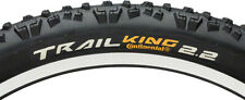 Continental Trail King Tire 27.5x2.2 ProTection Folding Bead and Black Chili