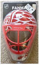 Detroit Rouge Ailes NHL gardien gardien de but Casque Masque