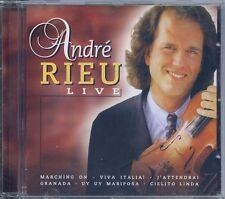 CD André Rieu - Live