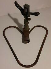 Vintage Rain Bird Heart 30 Lawn Sprinkler Rainbird Made in the Usa Heavy Duty