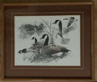 Jo Polseno LISTED ARTIST Lithograph Hand Signed