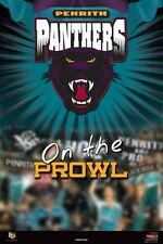 NRL Penrith Panthers Logo POSTER 60x90cm NEW * Australia rugby league team