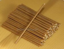 100 pcs Beeswax candles for church and home high quality. Church candles. Prayer