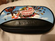 Official SONY Playstation PS VITA Travel Case little big planet ultra rare